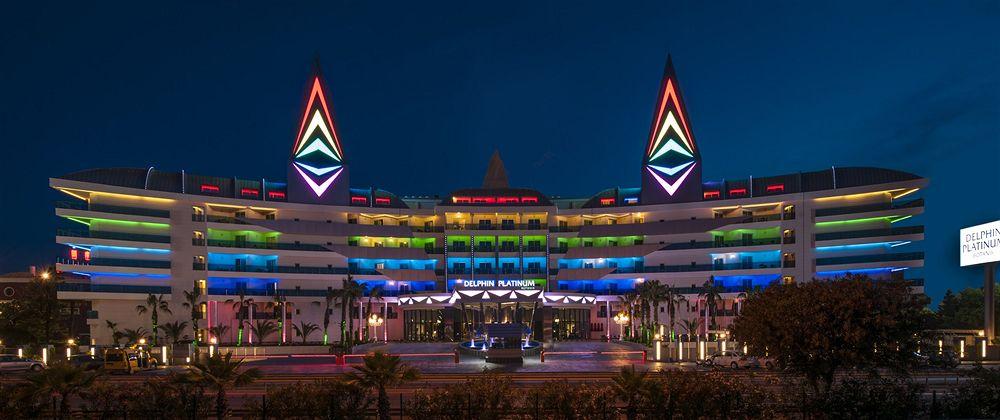 Hotel Delphin Botanik Platinium 5* - Alanya 7