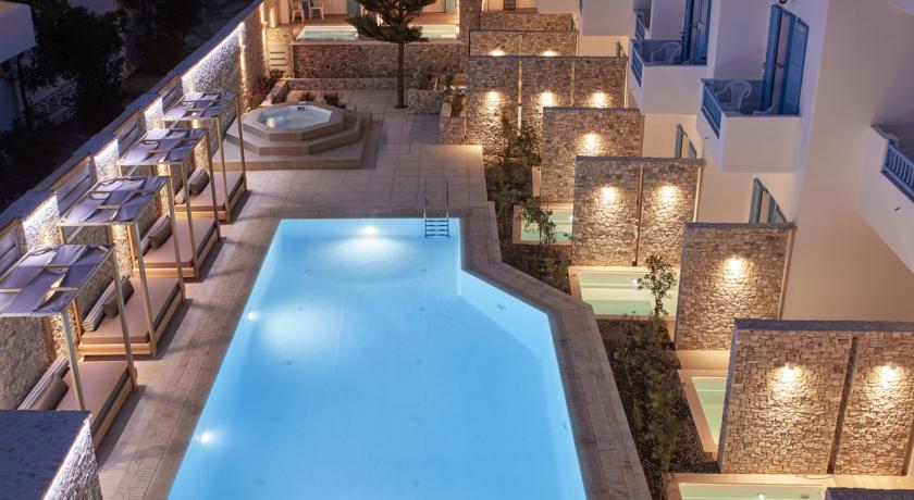 Hotel Kosmoplaz Beach 4* - Mykonos 9