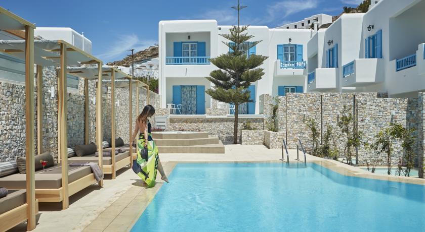 Hotel Kosmoplaz Beach 4* - Mykonos 10