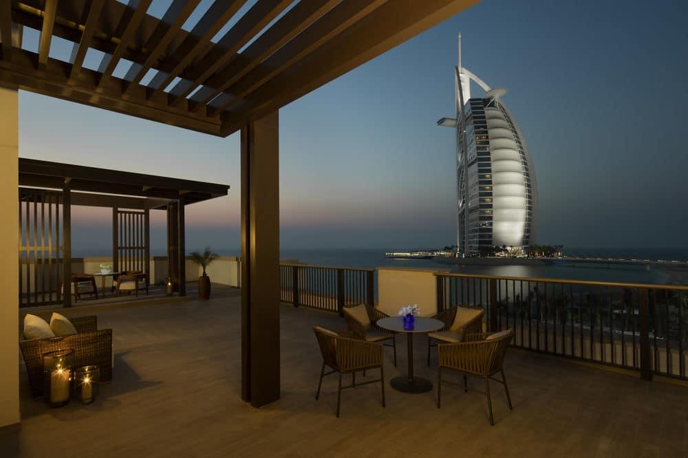 Hotel Madinat Jumeirah Al Naseem 5* - Dubai 9