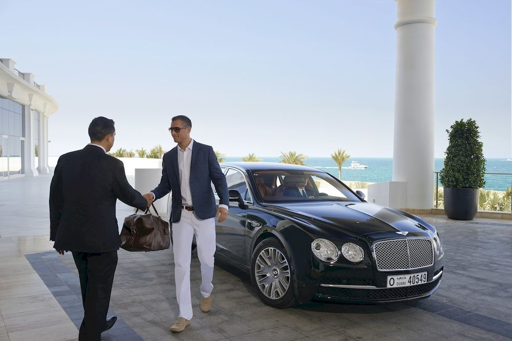 Hotel Waldorf Astoria Dubai Palm Jumeirah 5* - Dubai Palm 5
