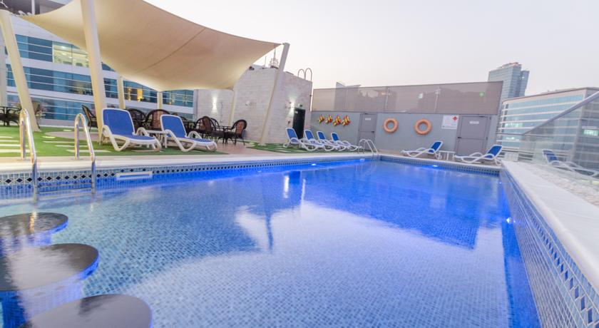 Hotel Signature Barsha Heights 4* - Dubai 10