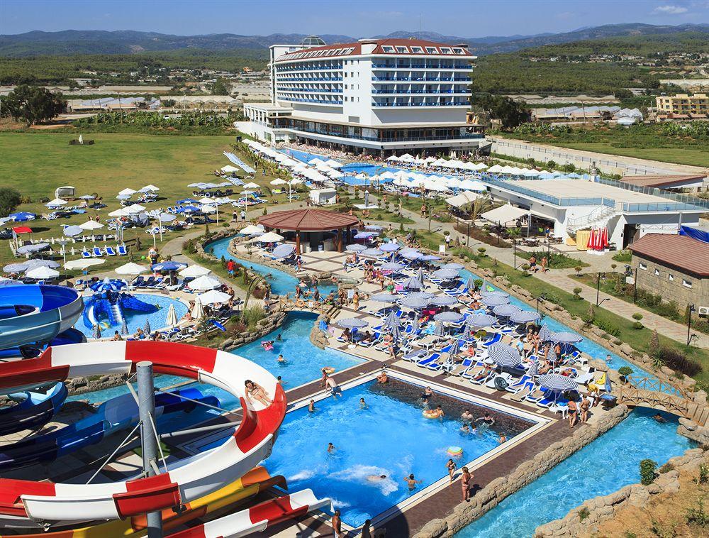 Hotel Kahya Resort Aqua & Spa 5* - Alanya