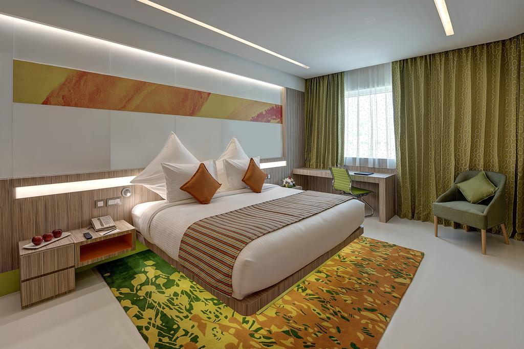 Hotel Al Khoory Atrium 4* - Dubai 2