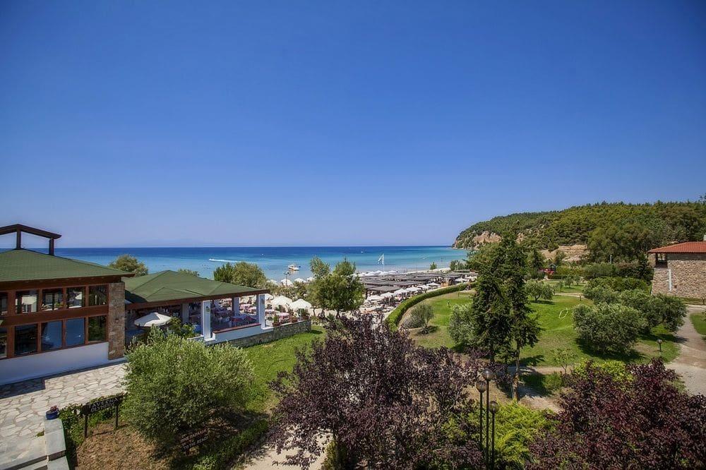 Hotel Simantro Beach 5* - Halkidiki, gratuit la cazare 2 copii pana la 11 ani 5