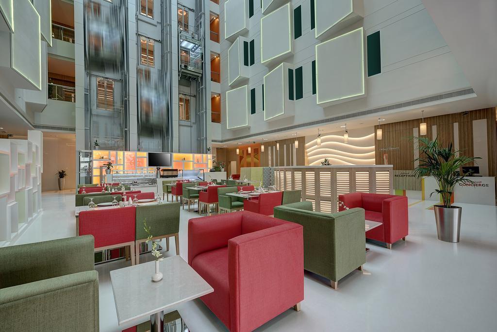Hotel Al Khoory Atrium 4* - Dubai 9