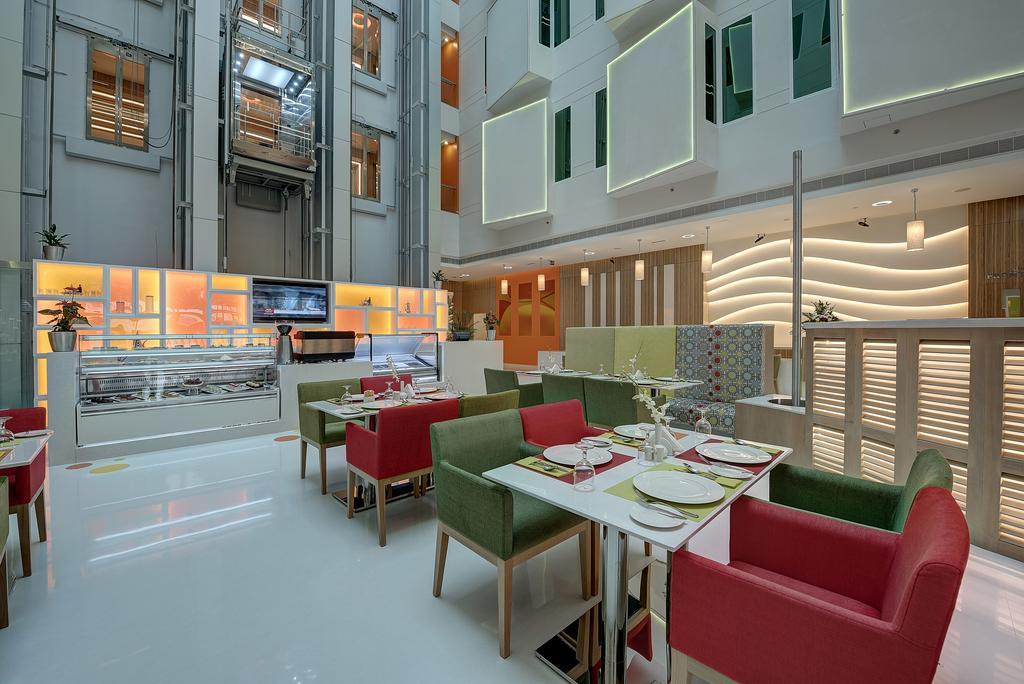 Hotel Al Khoory Atrium 4* - Dubai 10