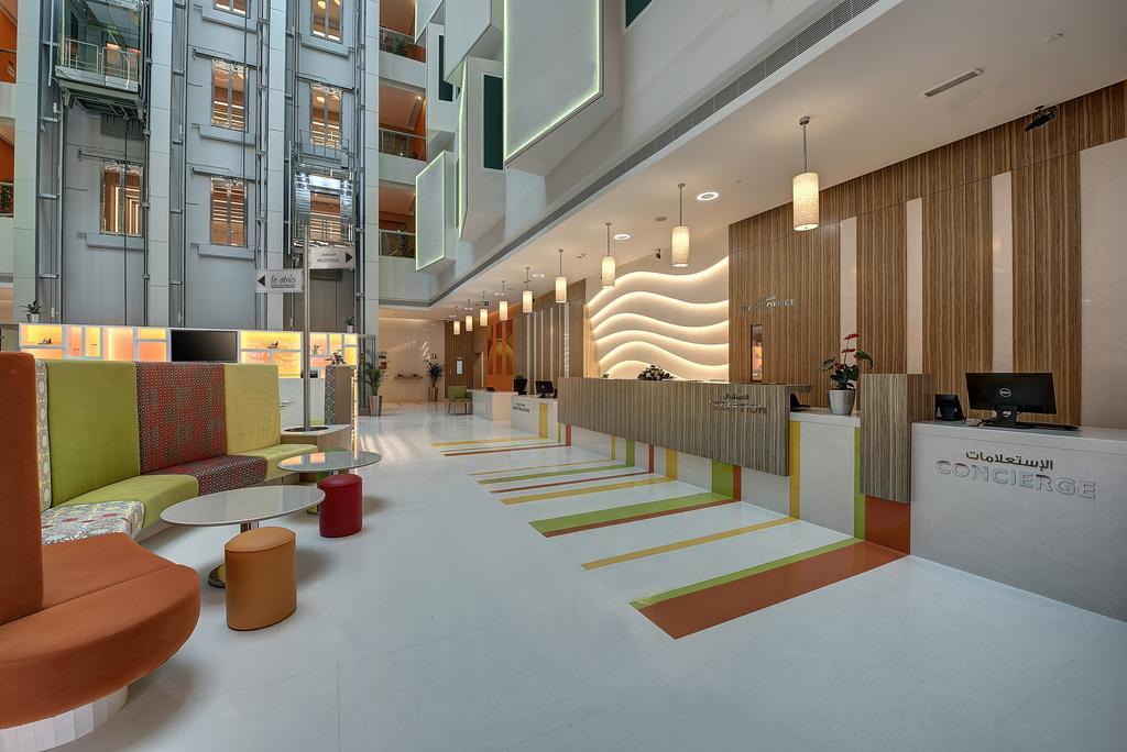Hotel Al Khoory Atrium 4* - Dubai 11