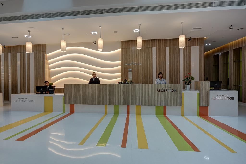 Hotel Al Khoory Atrium 4* - Dubai 12