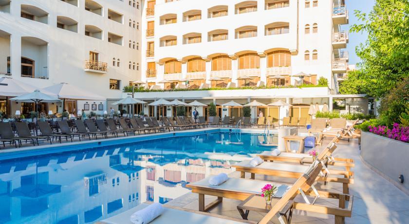Hotel Theartemis Palace 4* - Creta Chania 11