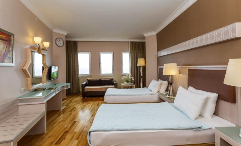 Hotel Mukarnas Spa Resort 5* - Alanya 18