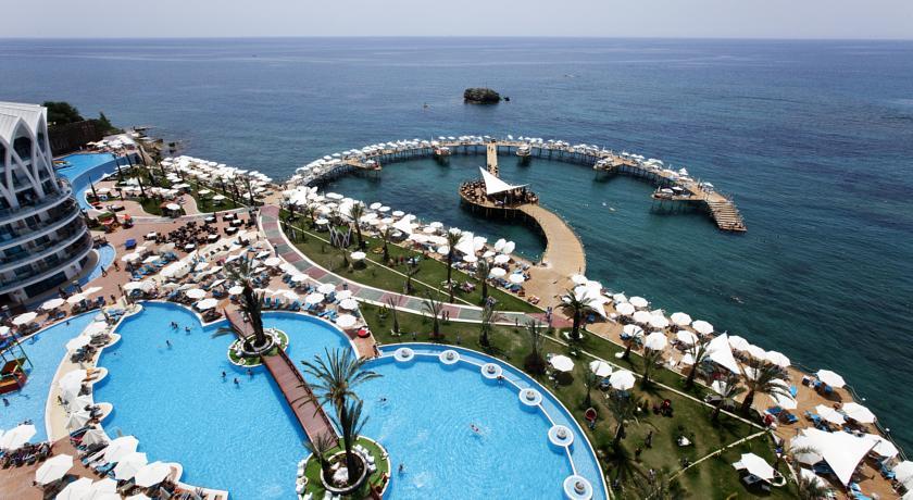 Hotel Granada Luxury Resort & Spa 5* - Alanya 23