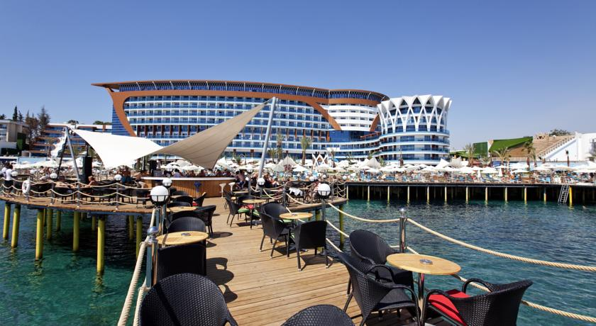 Hotel Granada Luxury Resort & Spa 5* - Alanya 22