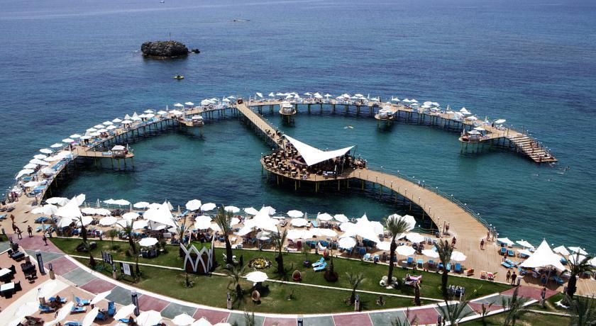 Hotel Granada Luxury Resort & Spa 5* - Alanya 21