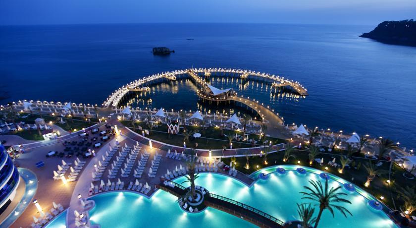 Hotel Granada Luxury Resort & Spa 5* - Alanya 18