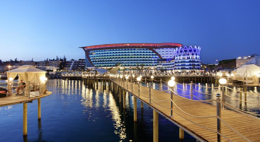 Hotel Granada Luxury Resort & Spa 5* - Alanya 17