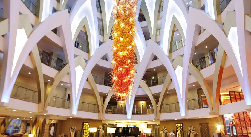 Hotel Granada Luxury Resort & Spa 5* - Alanya 14