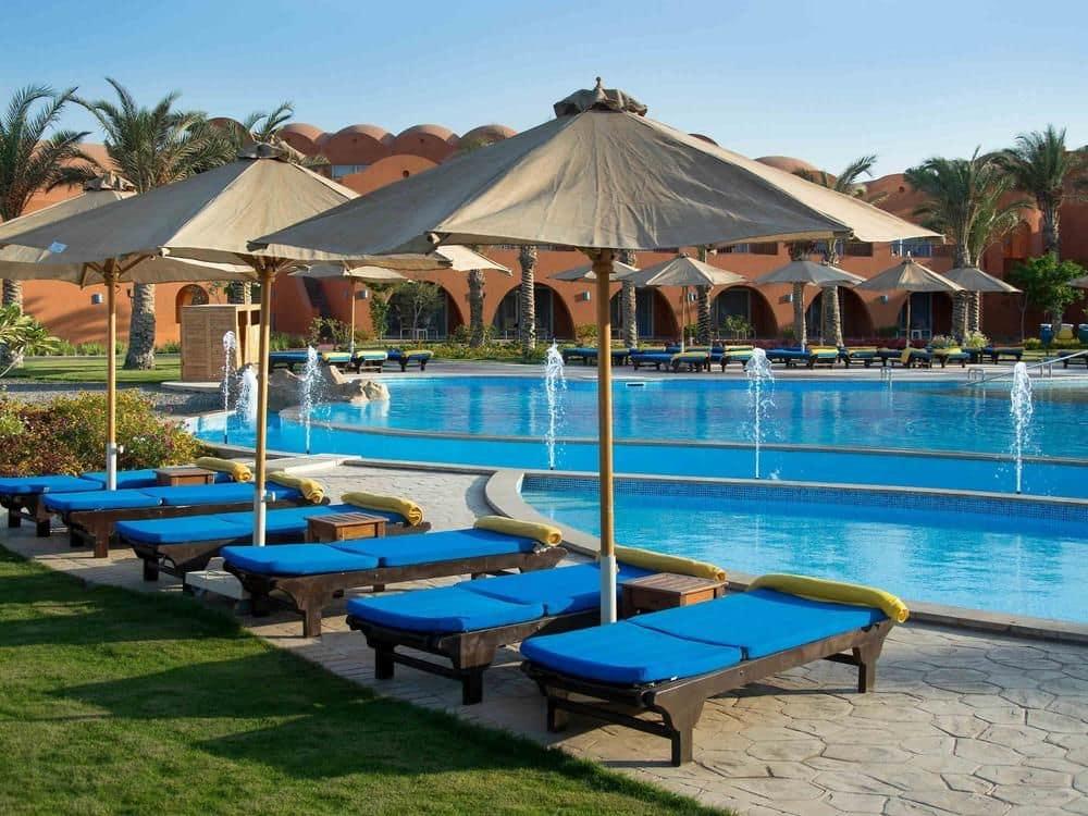 Hotel Novotel Marsa Alam 5* - Hurghada 5