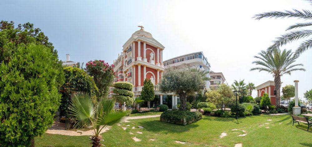 Hotel Antique Roman Palace 4* - Alanya 2