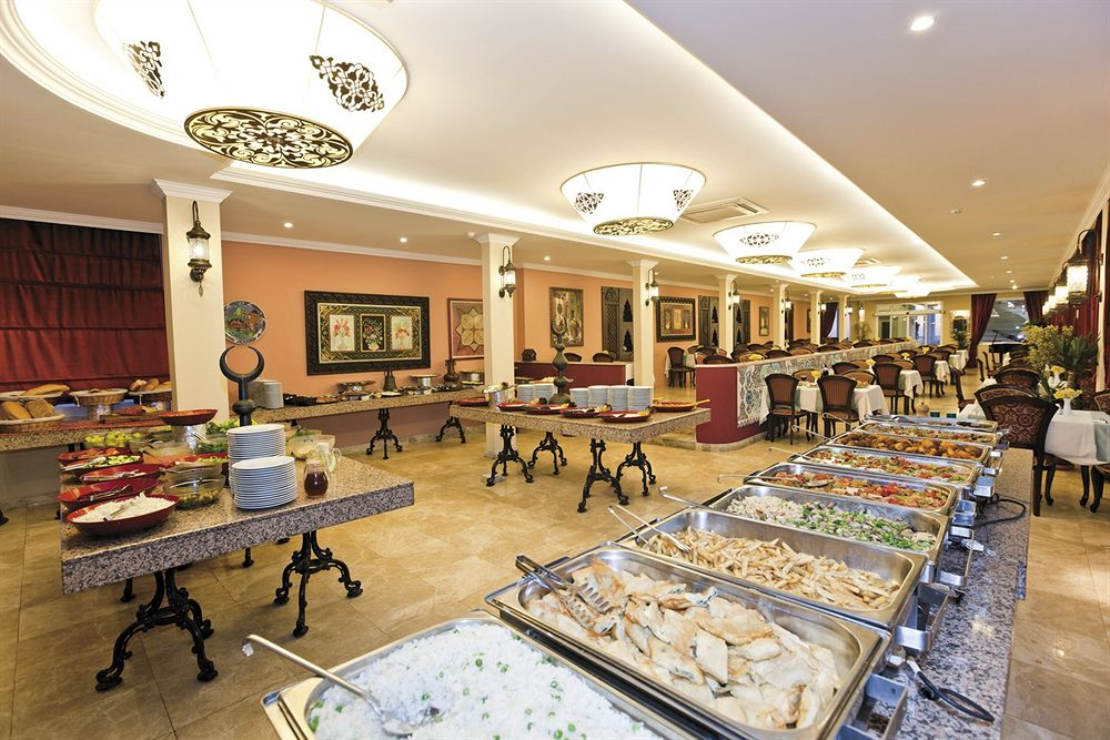Hotel Antique Roman Palace 4* - Alanya 24