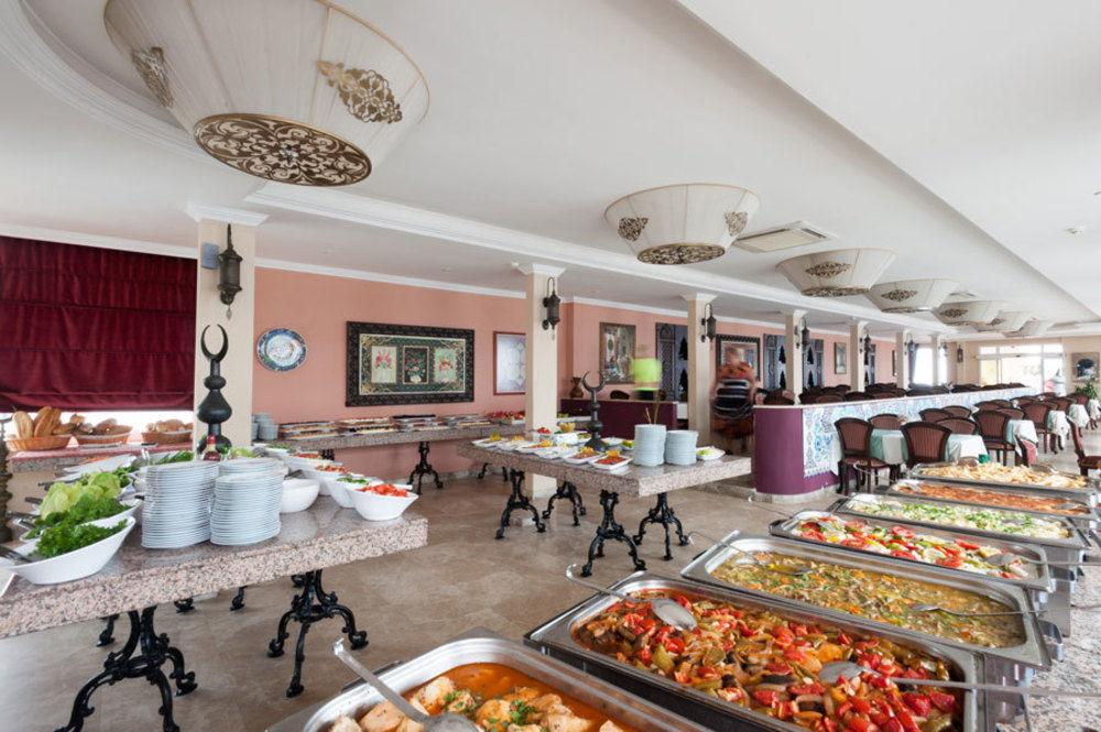 Hotel Antique Roman Palace 4* - Alanya 18