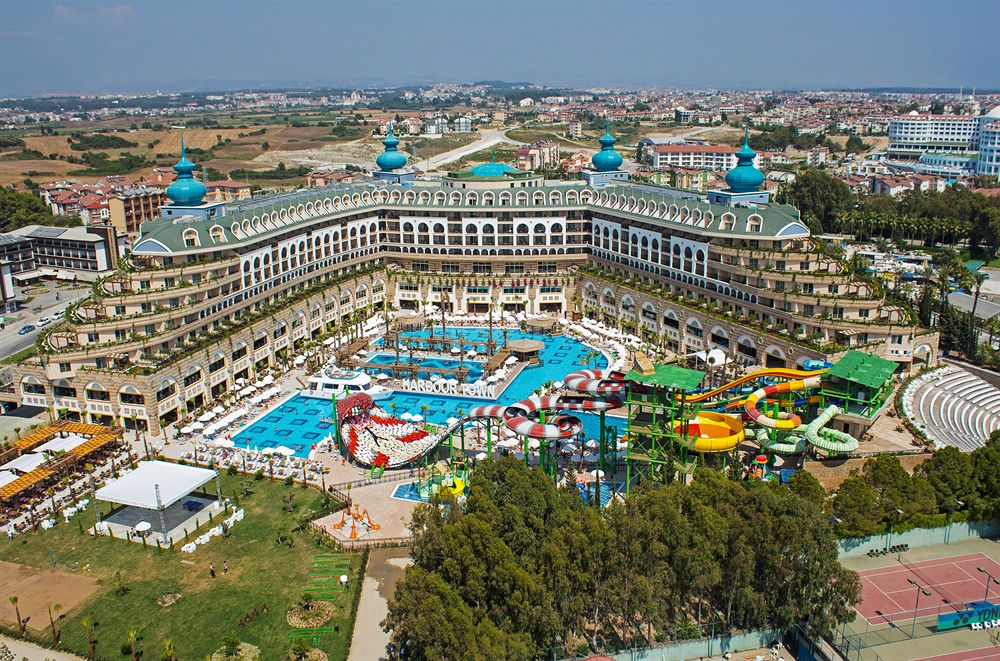 Hotel Crystal Sunset Luxury Resort 5* - Side 20