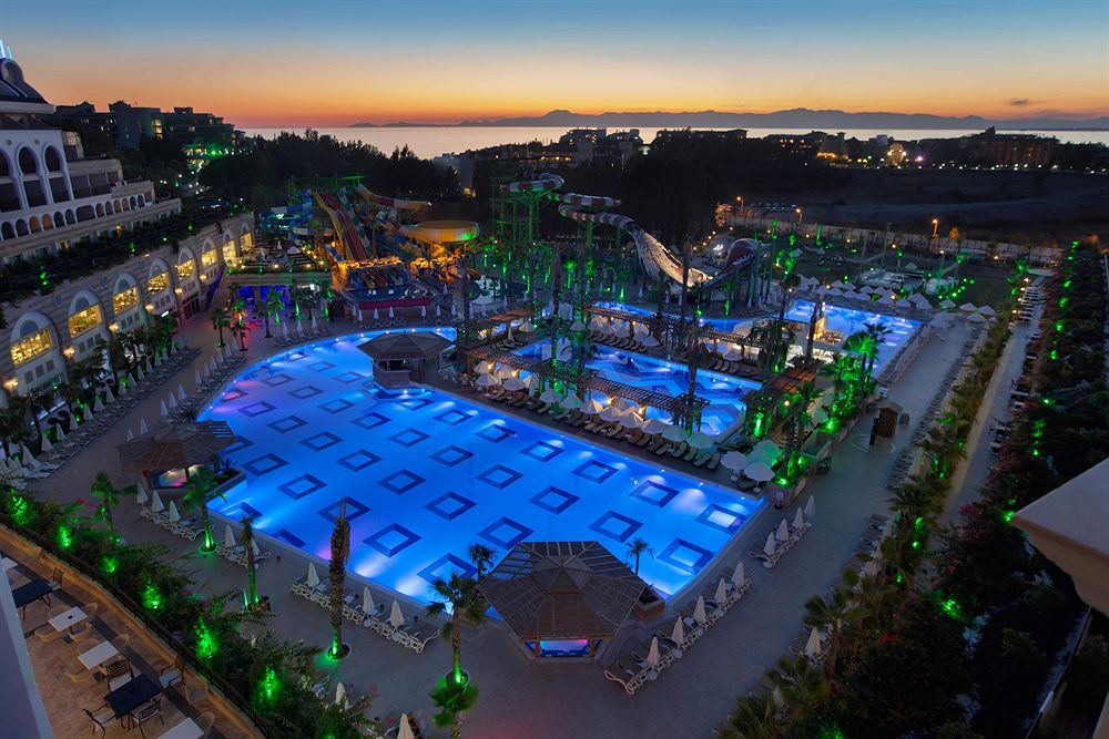 Hotel Crystal Sunset Luxury Resort & Spa 5* - Side 24