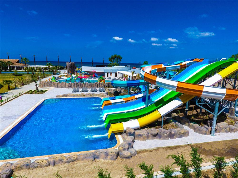 Hotel Palm Wings Ephesus Beach Resort 5* - Kusadasi 1