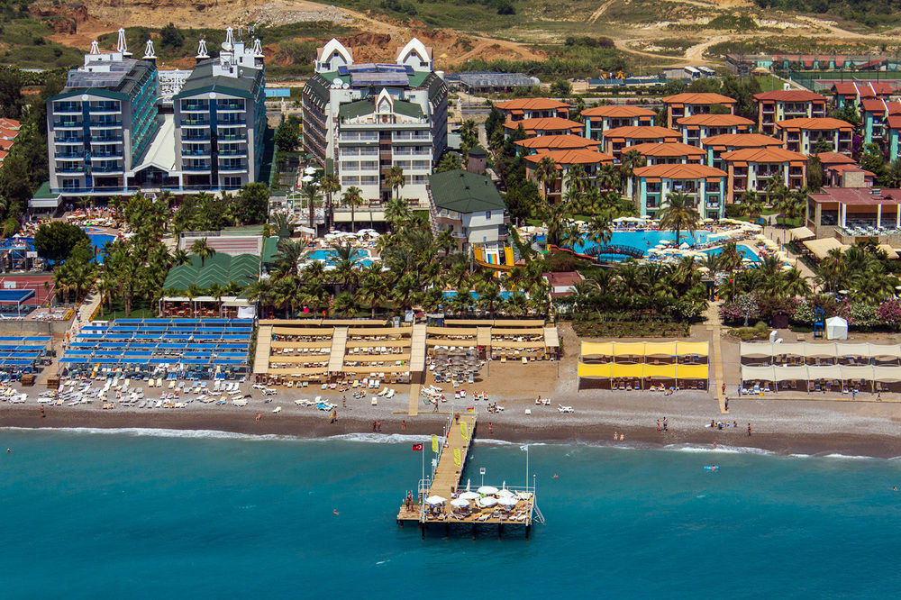 Hotel Galeri Resort 5* - Alanya 10