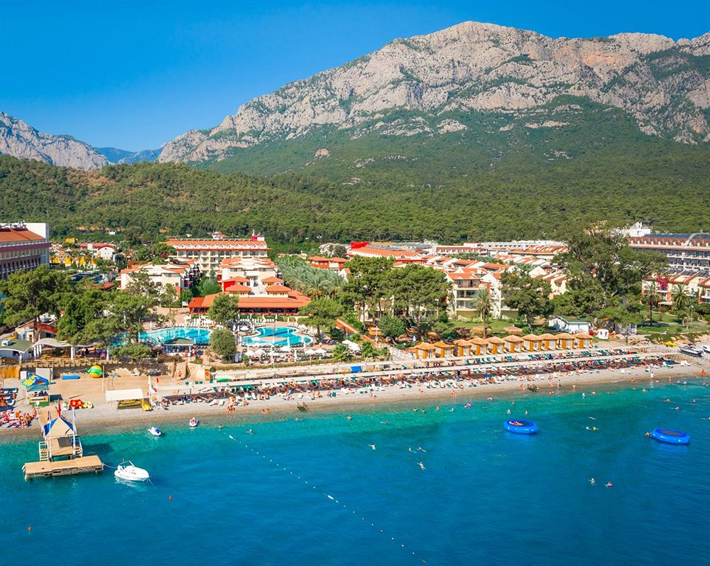 Crystal Aura Beach Resort 5* - Kemer