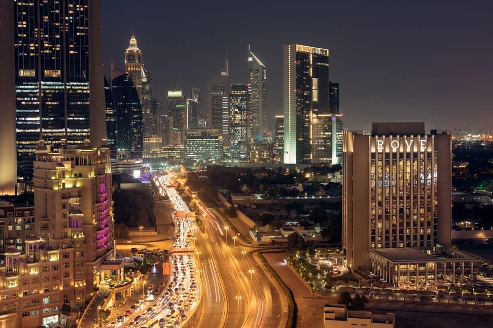 Revelion 2018 Rove Downtown 3* - Dubai 6