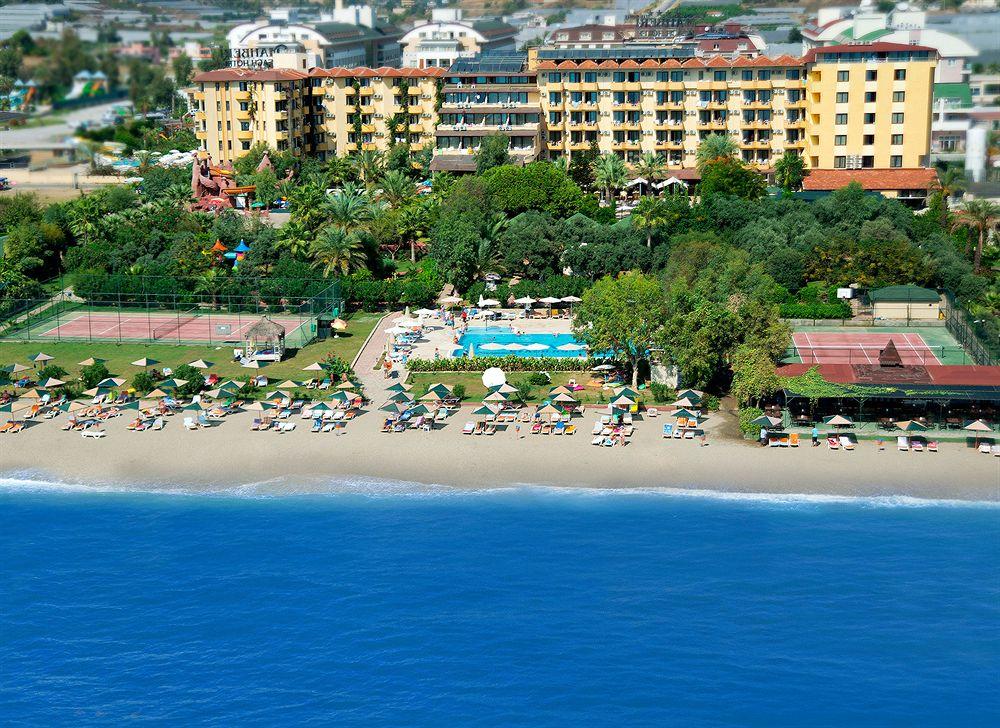 MC Mahberi Beach Hotel 4* - Alanya
