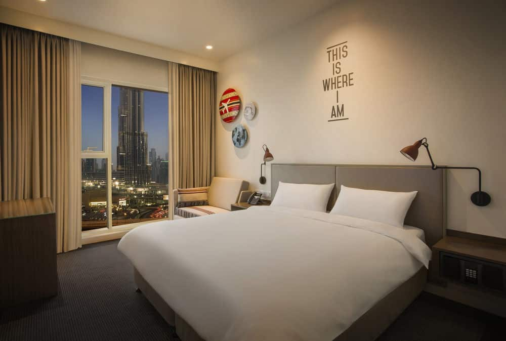 Hotel Rove Downtown 3* - Dubai 1