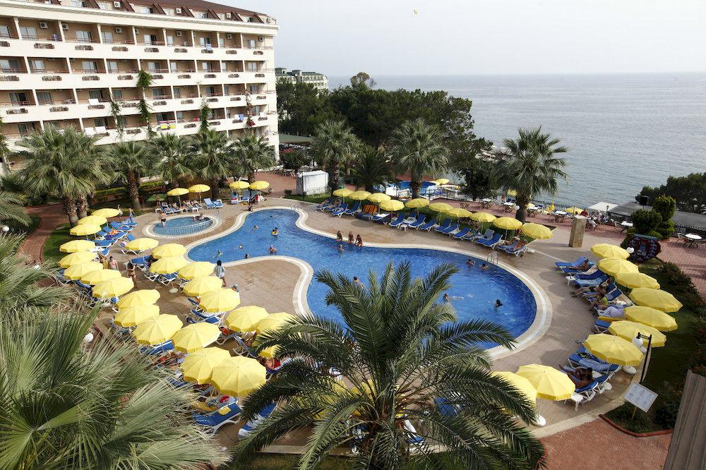 Hotel Aska Bayview 5* - Alanya 16