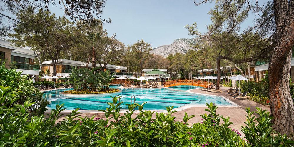Hotel Nirvana Lagoon Villas Suites & Spa 5* - Kemer 14