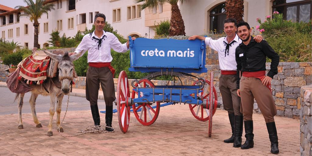 Hotel Creta Maris Beach Resort 5* - Creta Heraklion 1