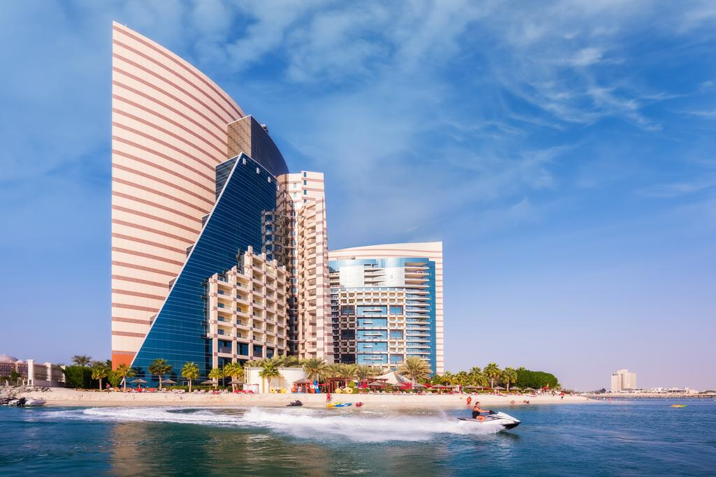 Hotel Khalidiya Palace Rayhaan By Rotana 5* - Abu Dhabi 22