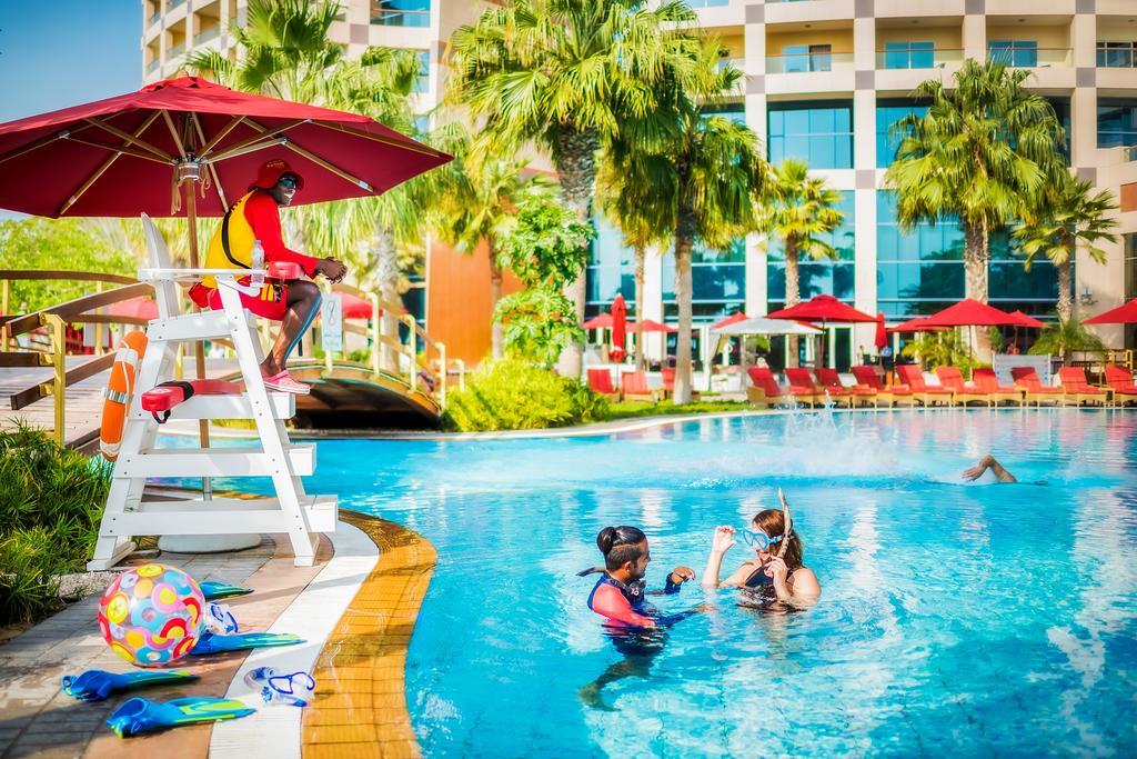 Hotel Khalidiya Palace Rayhaan By Rotana 5* - Abu Dhabi 23