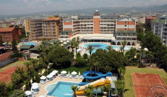 Hotel Insula Resort & Spa 5* - Alanya 4