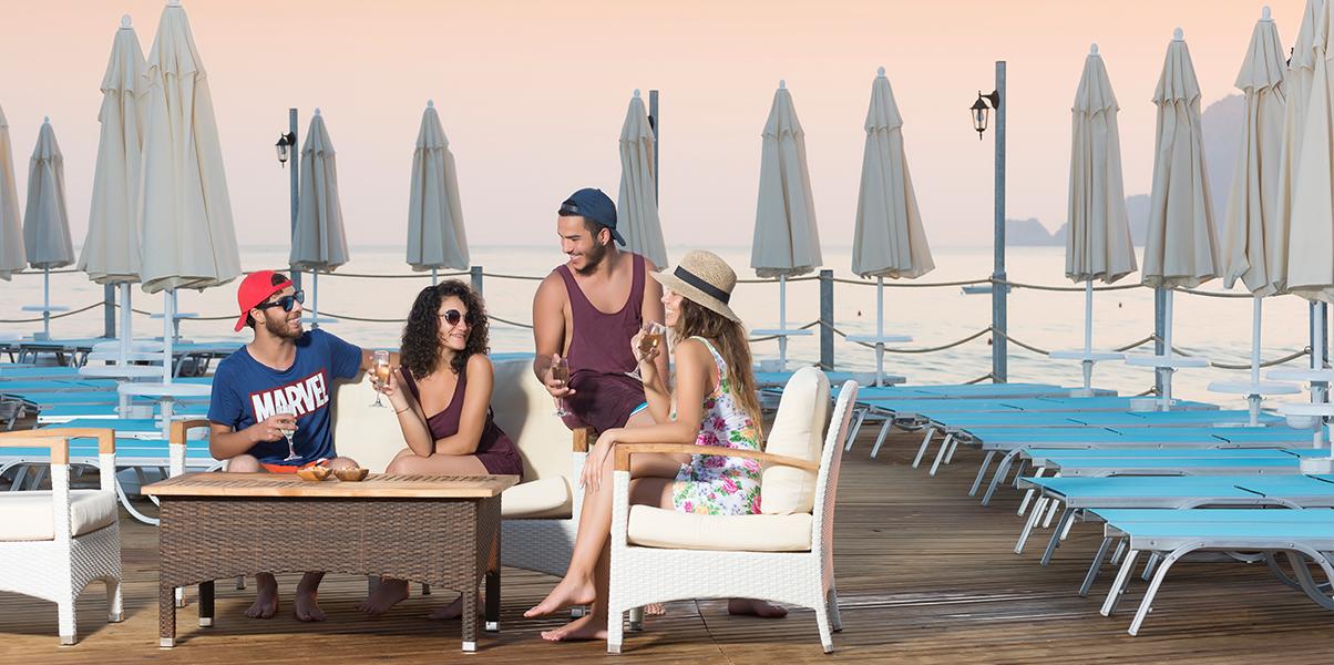 Asia Beach 5* - Alanya zbor Bucuresti si Cluj 04, 11, 18 mai