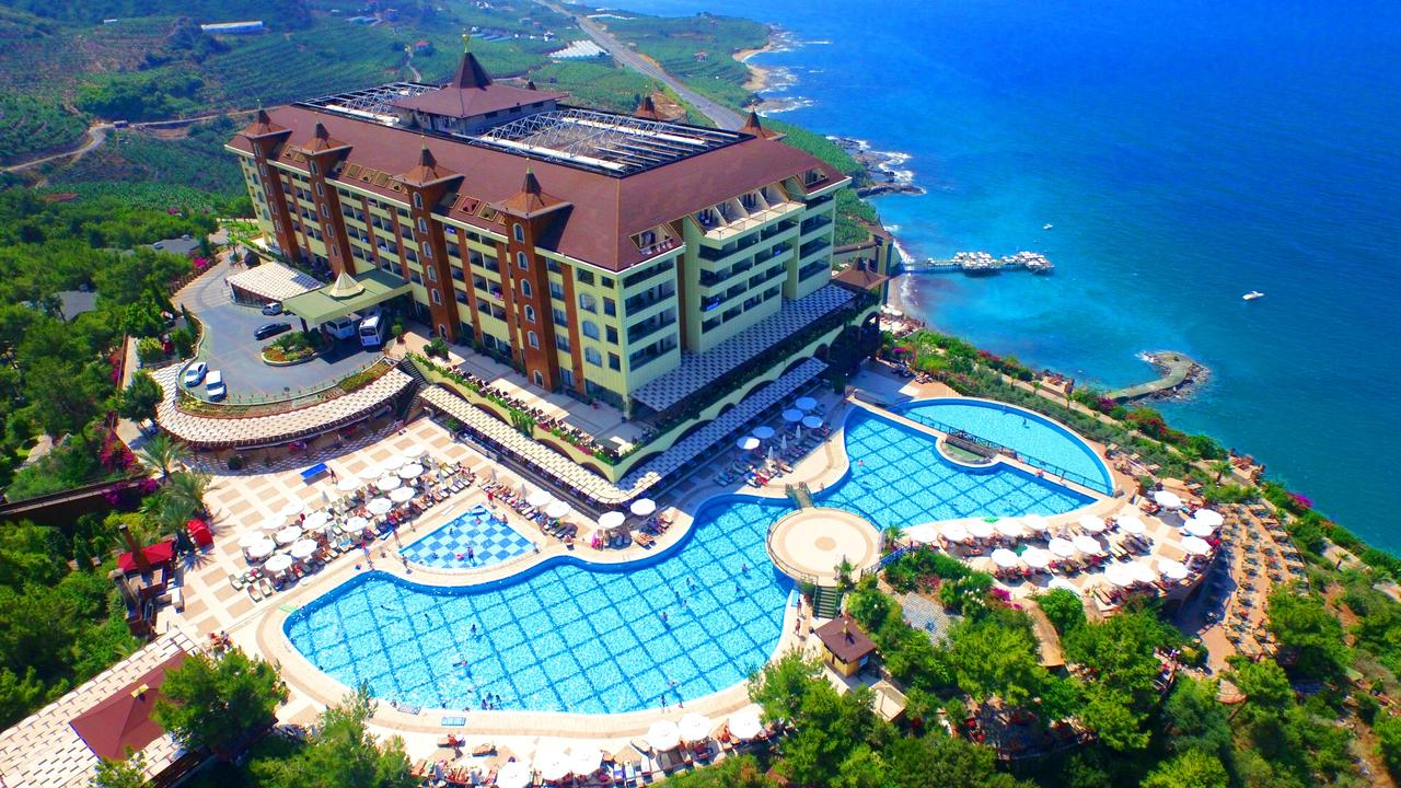 Hotel Utopia World 5* - Alanya