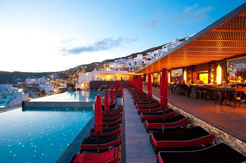 Hotel Myconian Avaton Resort Exclusive Villas 5* - Mykonos 1