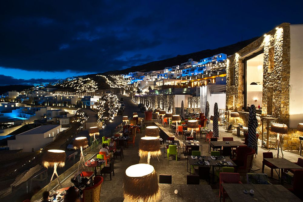 Hotel Myconian Avaton Resort Exclusive Villas 5* - Mykonos 2