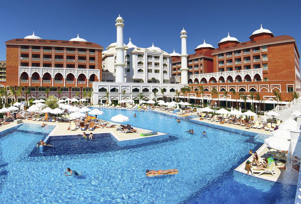 Hotel Royal Taj Mahal 5* - Side  24