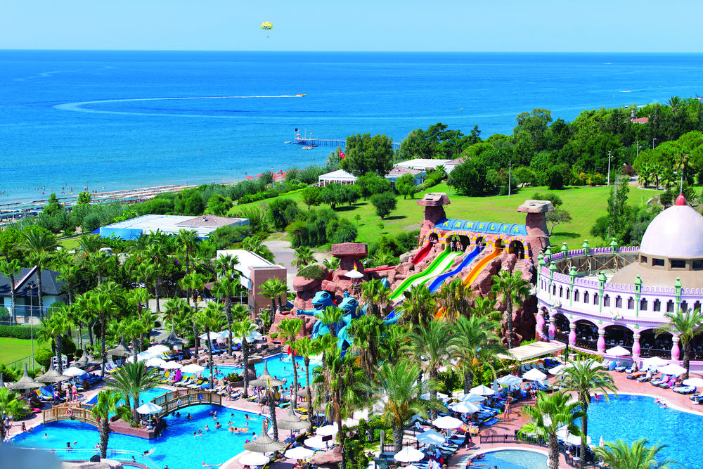 Hotel Fulya Resort & Spa 5*- Side  1