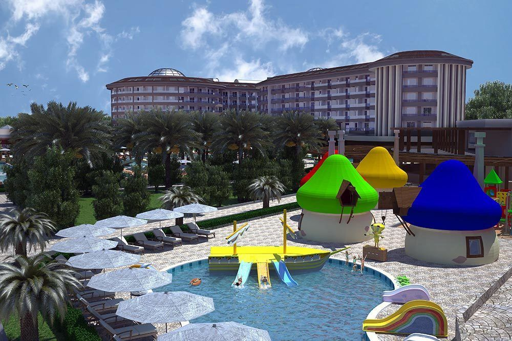 Sunmelia Beach Resort Hotel & Spa 5* - Side  23