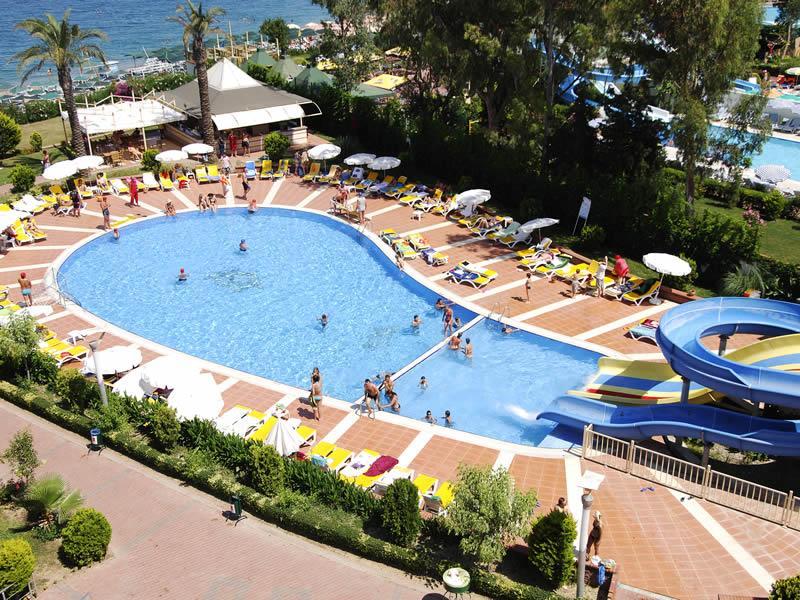 Pgs Rose Residence Beach Hotel Kemer Restaurant
