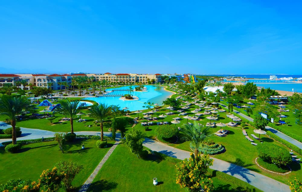 Hotel Jaz Aquamarine Resort 5* - Hurghada 4