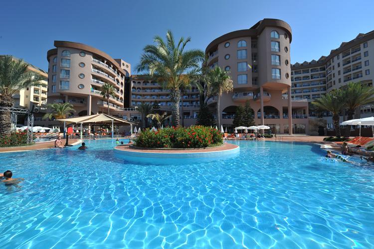 Kirman Hotels Arycanda Deluxe 5* - Alanya