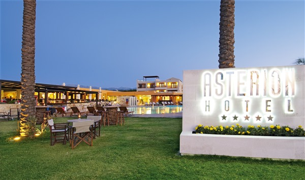 Hotel Asterion Beach Hotel & Suites 5* - Creta Chania  6